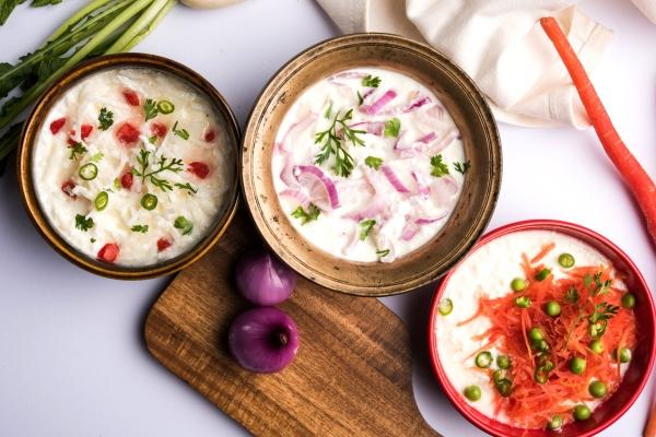 Indian Raita Recipes (Easy Raita Recipes), Raita Pronunciation