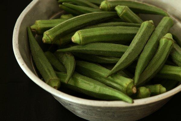 Is Okra Good For Constipation? Okra Benefits, Okra Nutrition + Okra Side Effects