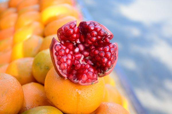 Pomegranate: Ayurveda's Super Fruit