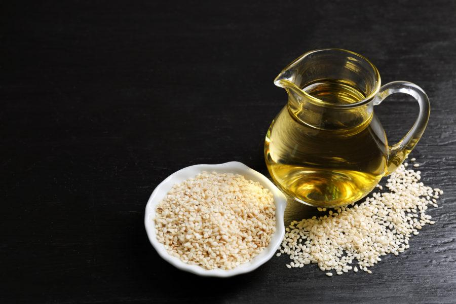 Sesame Oil Benefits, Ayurvedic Uses, Nutrition Facts + Sesame Oil Substitute