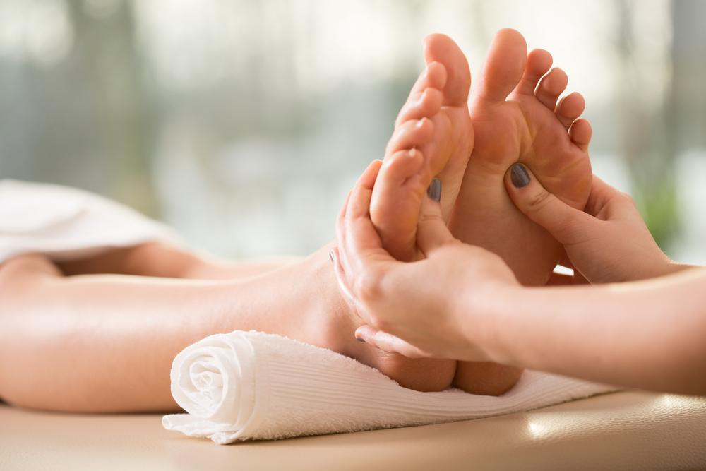 Stimulate Your Energy With Foot Massage