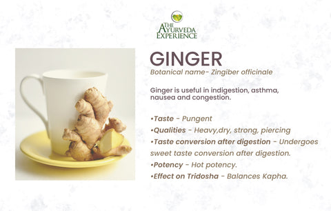 Home Remedies using ginger