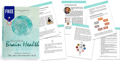 Ayurveda and Brain Health Platinum Educational Course Experience Ayurveda