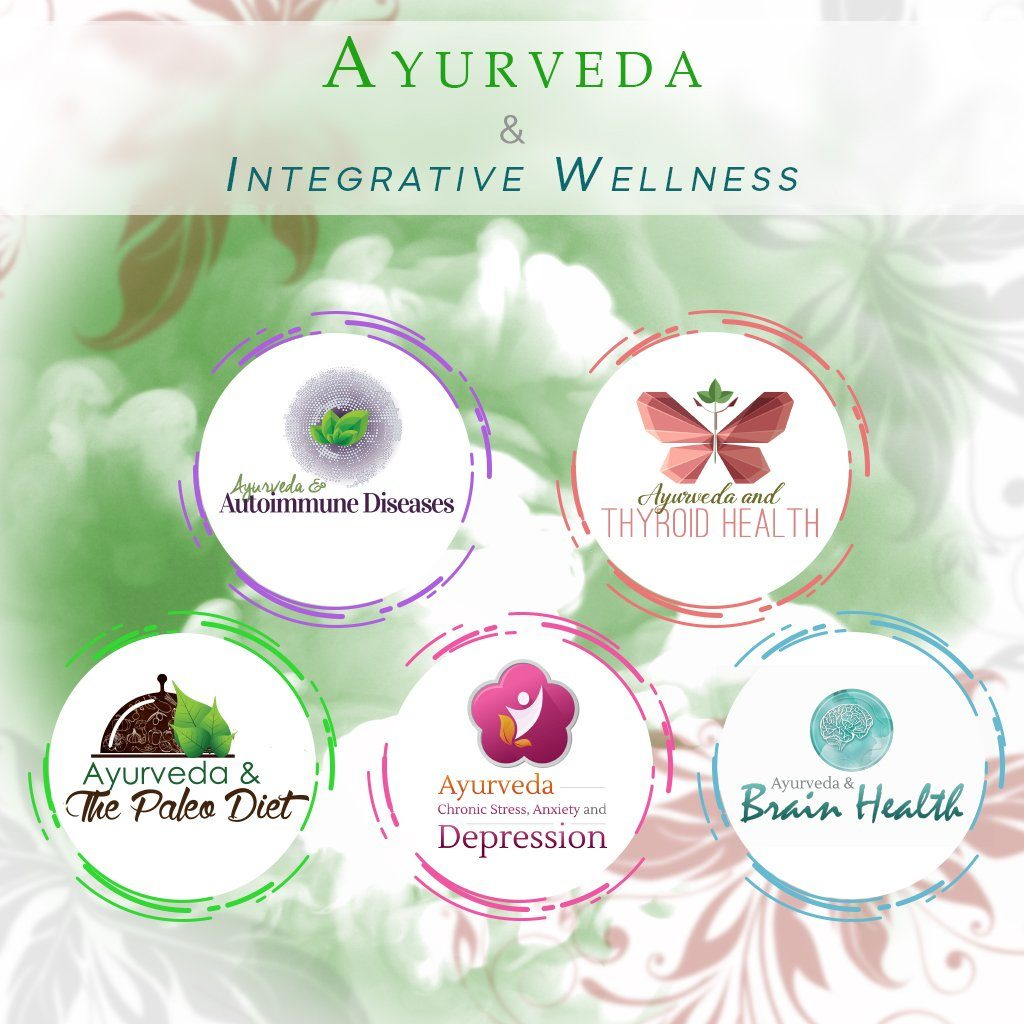 Ayurveda and Integrative Wellness - Dr. Akil Palanisamy Educational Course The Ayurveda Experience
