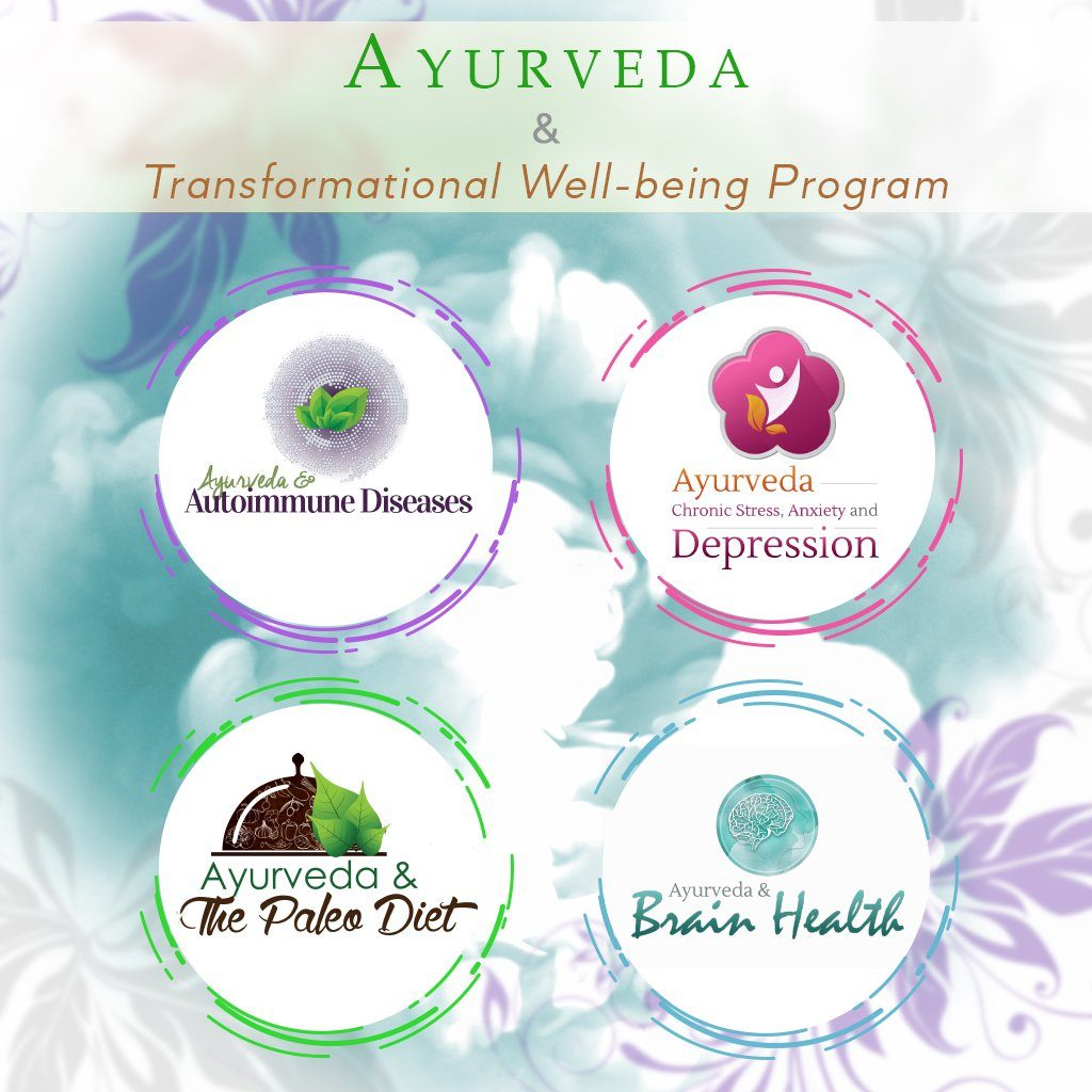 Ayurveda and Transformational Well-Being Program - Dr. Akil Palanisamy Educational Course The Ayurveda Experience