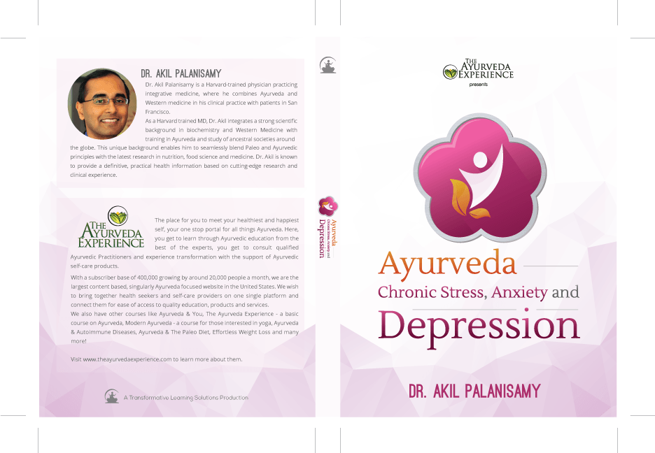 Ayurveda- Chronic Stress, Anxiety and Depression - DVD Set Experience Ayurveda