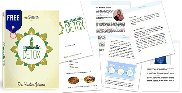 Ayurvedic Detox- Digital Educational Course The Ayurveda Experience