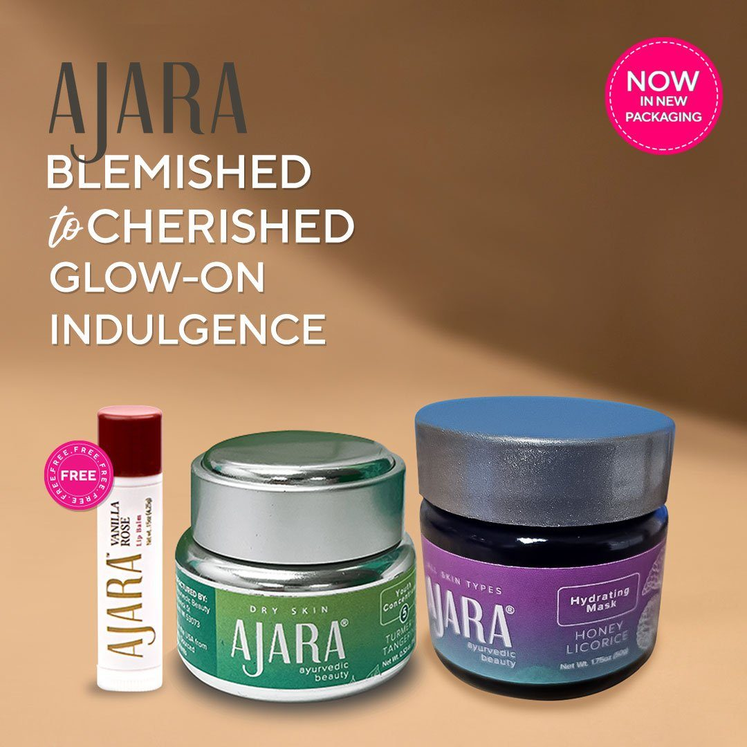 Blemished to Cherished Skin Glow-On Indulgence Mask Ajara