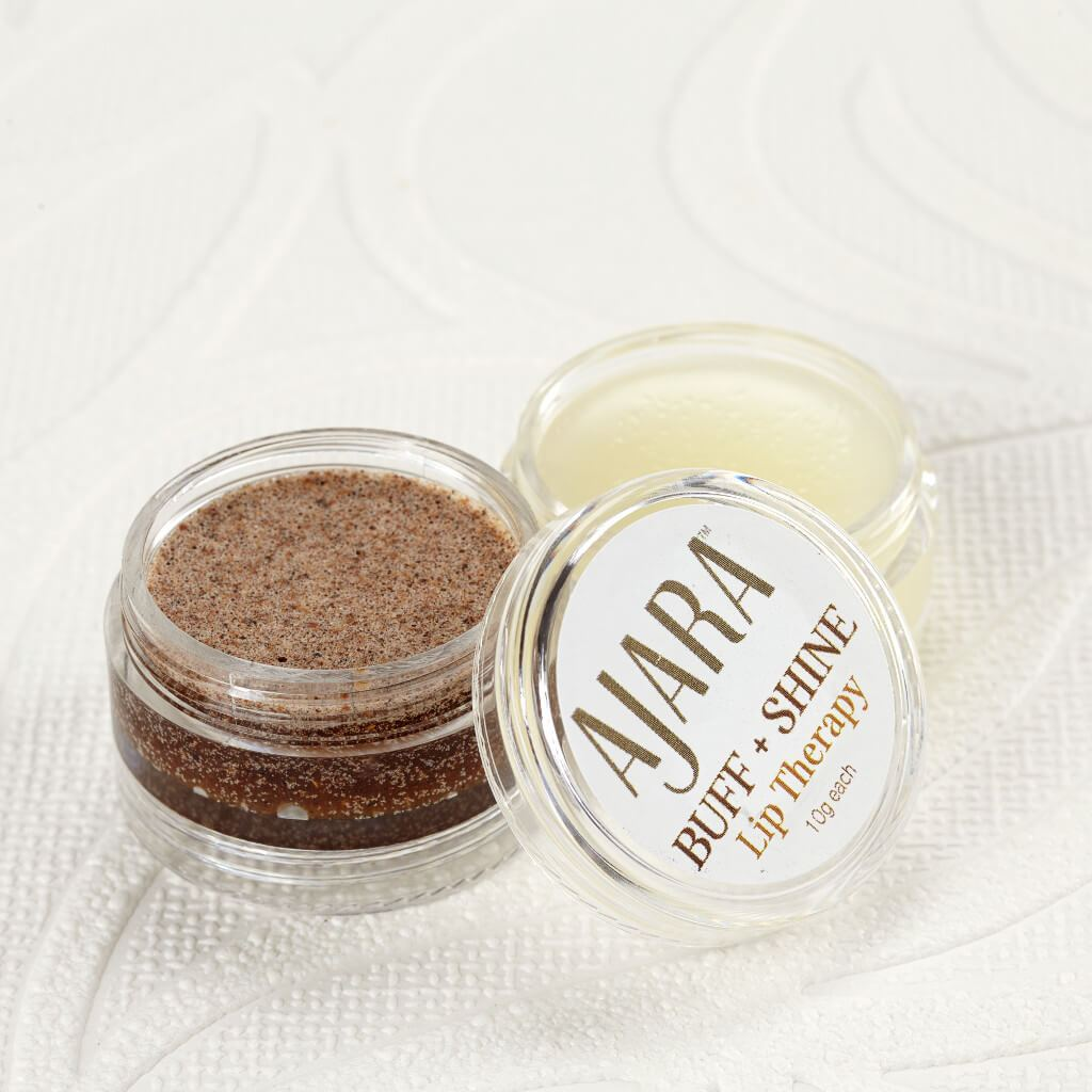 Ajara Buff + Shine Lip Therapy