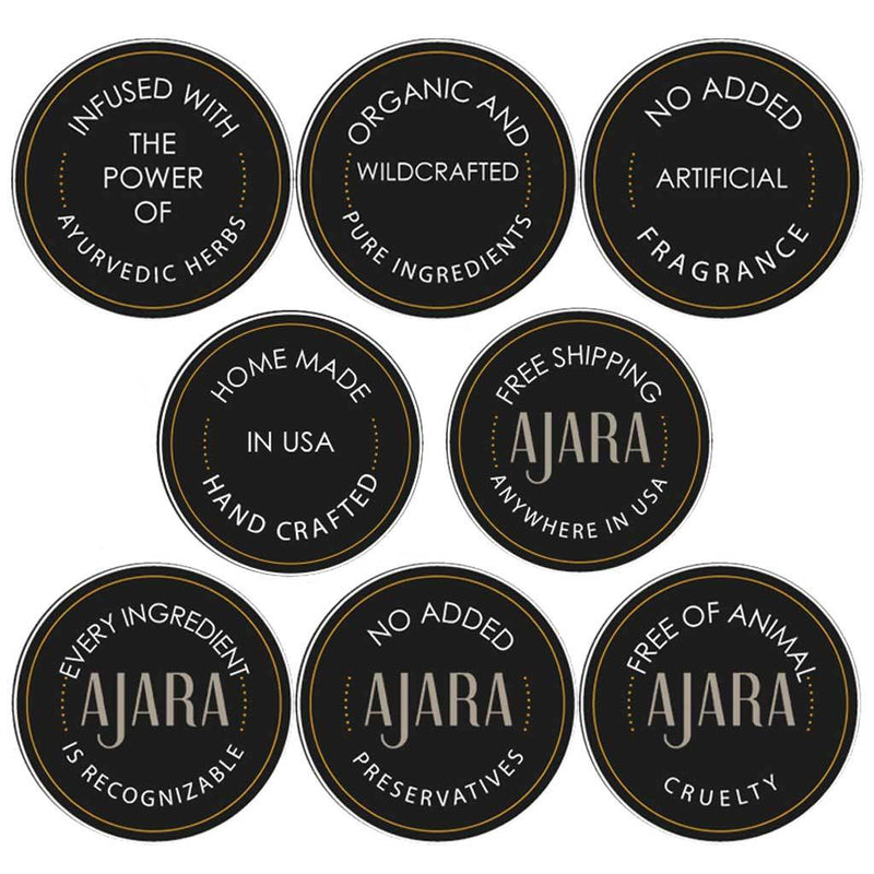 Cardamom Coffee Lip Balm Ajara
