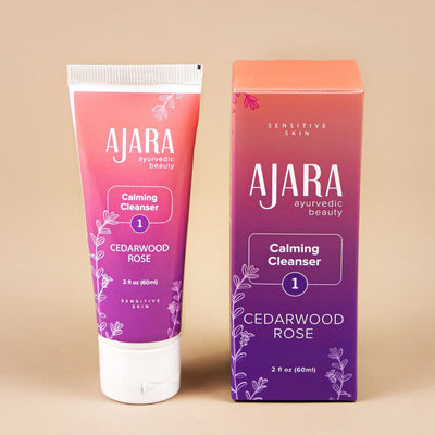 Cedarwood Rose Calming Cleanser Ajara