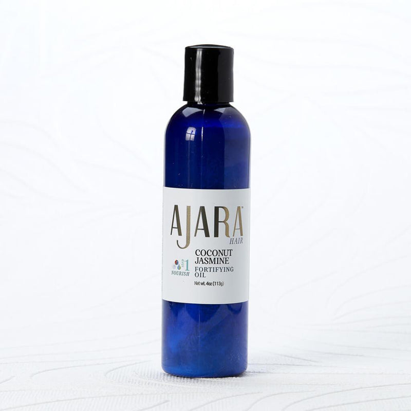 Ajara Coconut Jasmine Fortifying Hair Oil