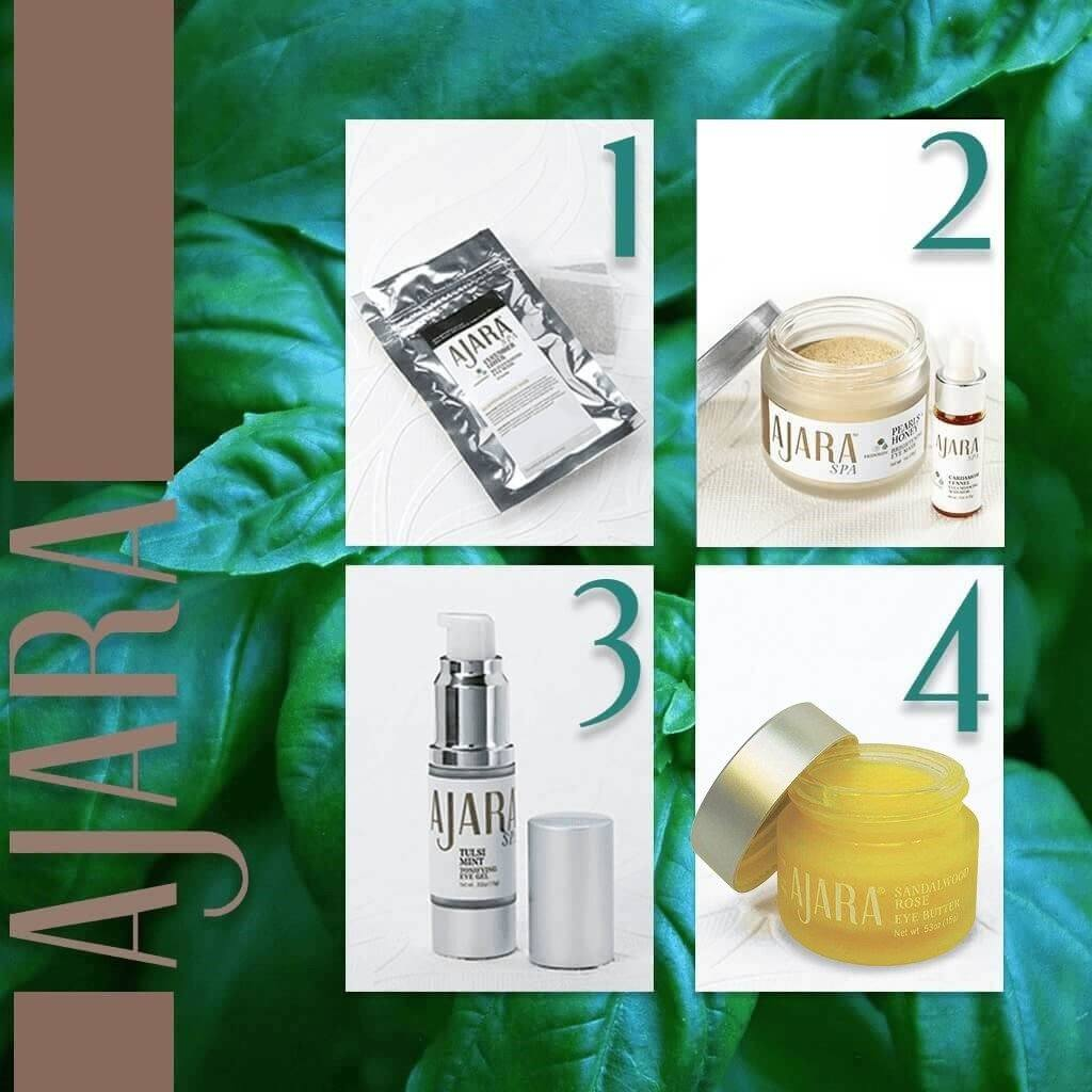 Ajara Complete Eye Care Ritual Set