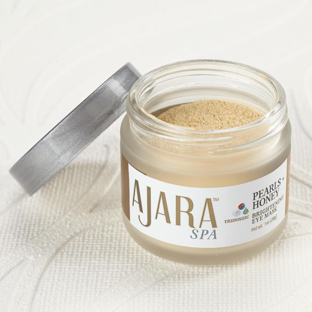 Ajara Pearl and Honey Brightening Powder Mask