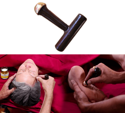 Complete Original Kansa Tools Set Massage Tools Experience Ayurveda