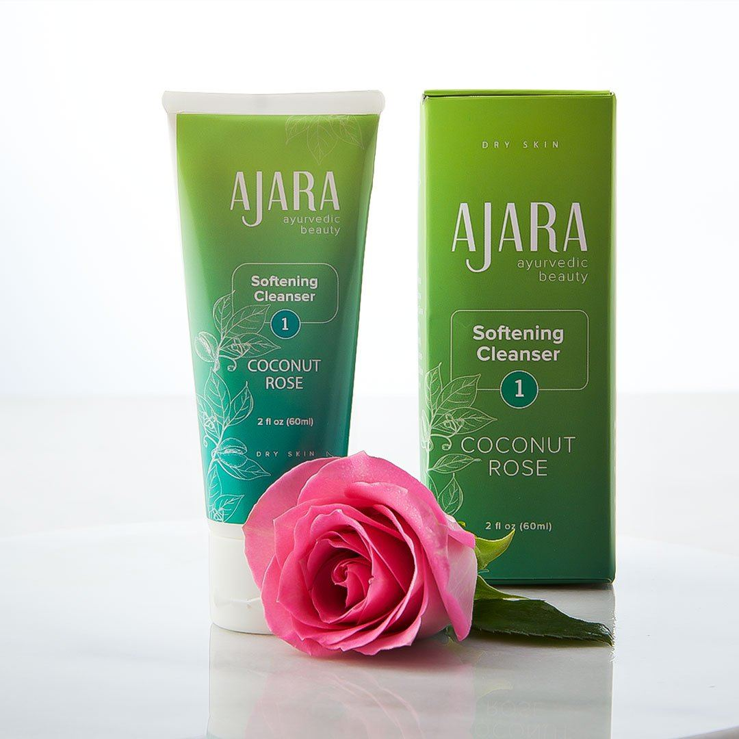 Daily Face Care Kit for Mature or Dry Skin Ajara