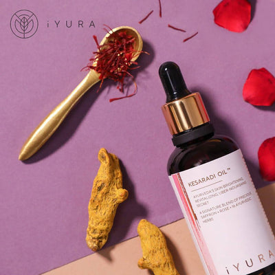 Day & Night Face Oil Duo - In A Beautiful Gift-Worthy Box Beauty set iYURA