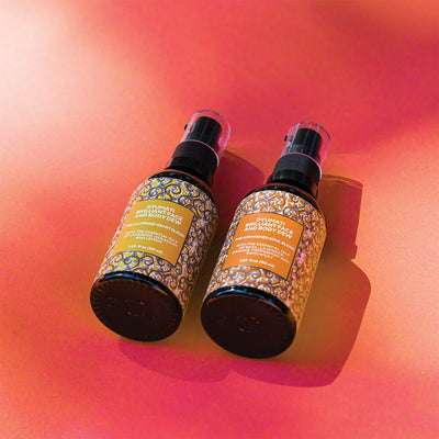 Dyumati Brilliant Face and Body Dew Oils iYURA