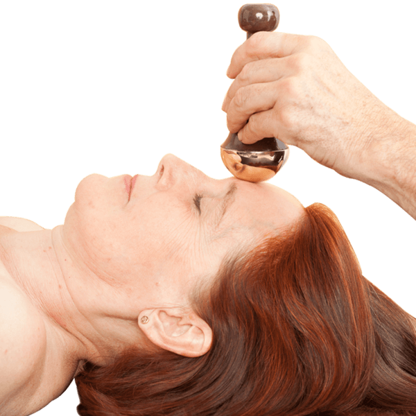 Kansa Face and Body Wand Massage Tools Experience Ayurveda