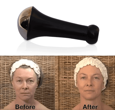 Kansa Face Wand with FREE Maintenance Kit Massage Tools The Ayurveda Experience