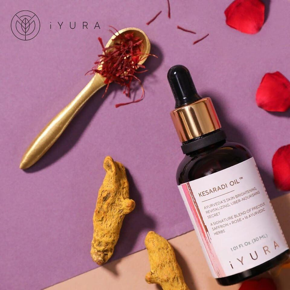 Kesaradi Oil by iYURA Face oil iYURA