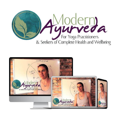 Modern Ayurveda Educational Course The Ayurveda Experience