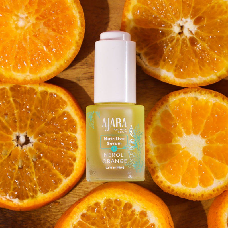 Neroli Orange Nutritive Serum (For Dry/Vata Skin) Ajara
