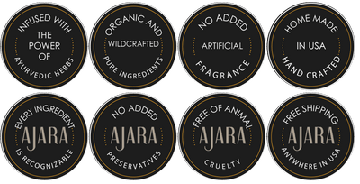 Ajara Posh Pout Lip Therapy Collection Ajara Ayurvedic Beauty