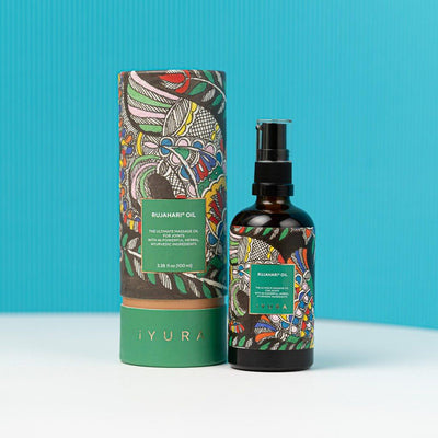 Rujahari Oil Body Oil iYURA