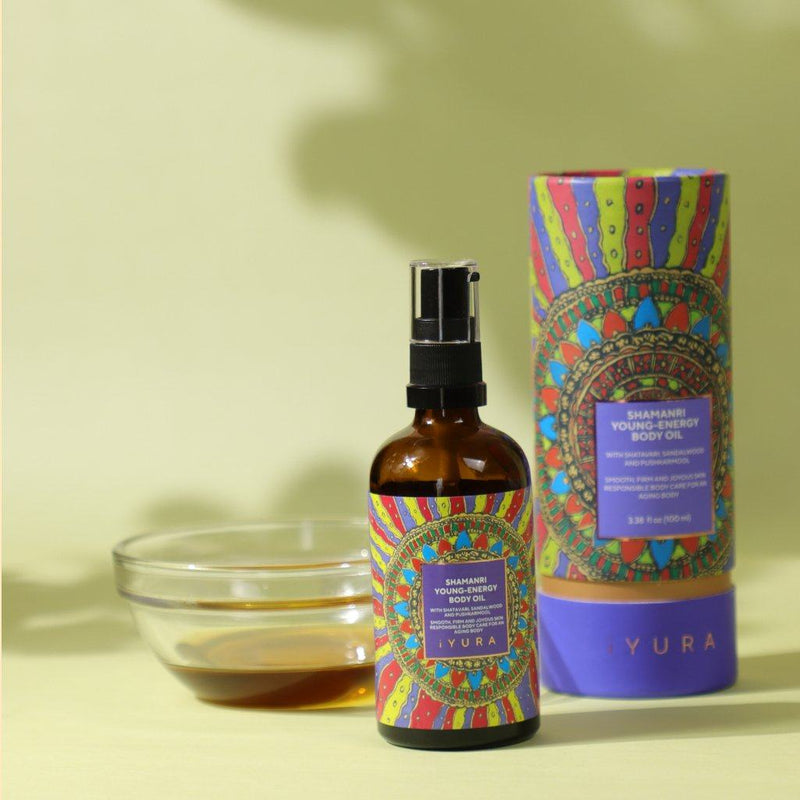 Shamanri Young-Energy Body Oil Body Oil iYURA