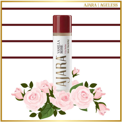 Spark Circle Under-Eye Indulgence: Pearl-Honey Brightening Mask + Cardamom-Fennel Intensive Eye Activator with FREE Vanilla Rose Lip Balm Facial Kit Ajara