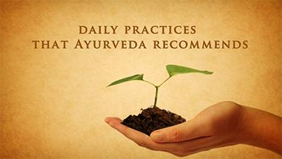 The Ayurveda Experience - Silver Educational Course Experience Ayurveda