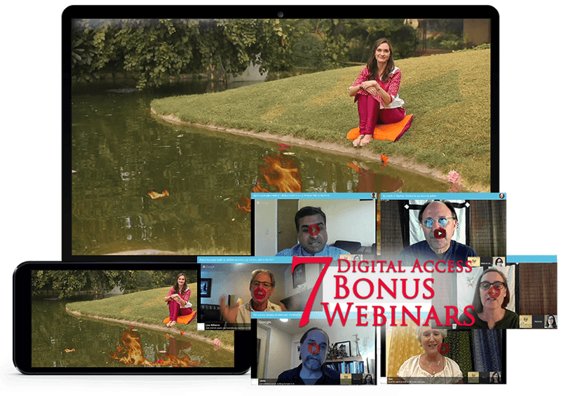 The Ayurveda Experience - Online Course on Fundamentals of Ayurveda on Diet, Exercise, Meditation, Beauty and Body Work - Digital Educational Course The Ayurveda Experience