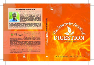The Ayurvedic Secrets of Digestion - Silver Experience Ayurveda