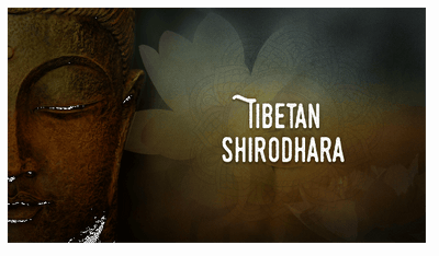 Tibetan Shirodhara Platinum Educational Course Experience Ayurveda