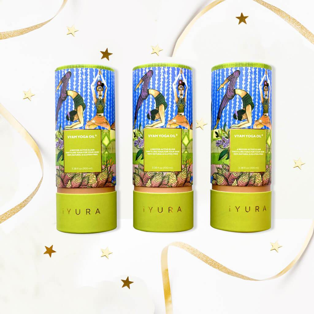 Vyam Yoga Oil - Pack of 3 Body Oil iyura