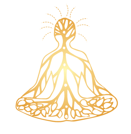 Ayurveda sees a human body as an inverted tree.