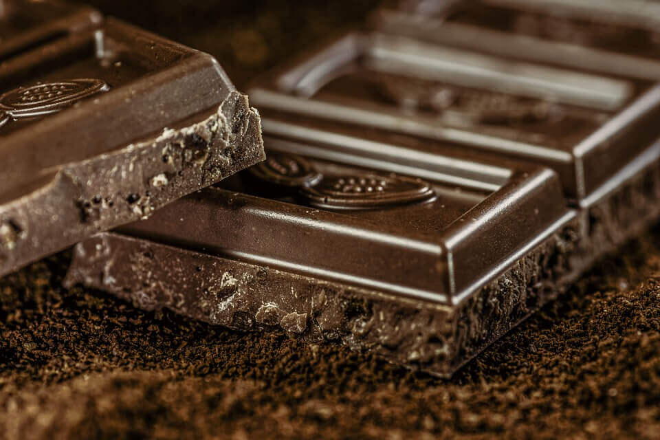 health effects of chocolates
