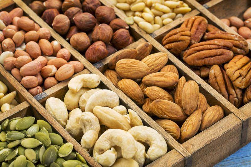 nutritional benefits of nuts and seeds