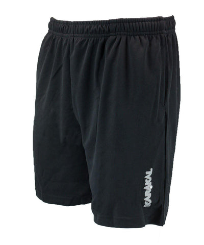 Karakal Club Shorts Black - FluxSports.co.uk