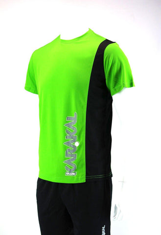 Karakal Club Tee Green & Black