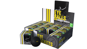 Eye Racket Squash Balls SINGLE