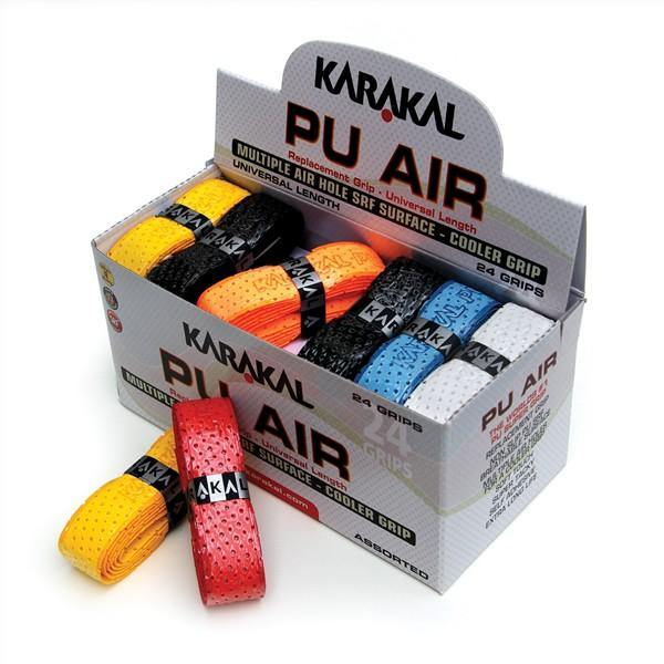 Karakal PU Super Air Grip Assorted - FluxSports.co.uk