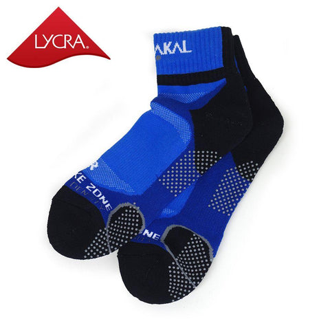 Karakal X4+Ankle Socks Blue/Black - FluxSports.co.uk