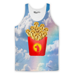 Llama Fries Tank Top