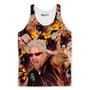 Guy Fieri is Lit Tank Top-Meme-SoScribbly