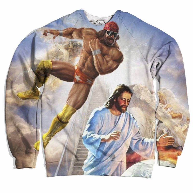 Macho Man Slam Sweater