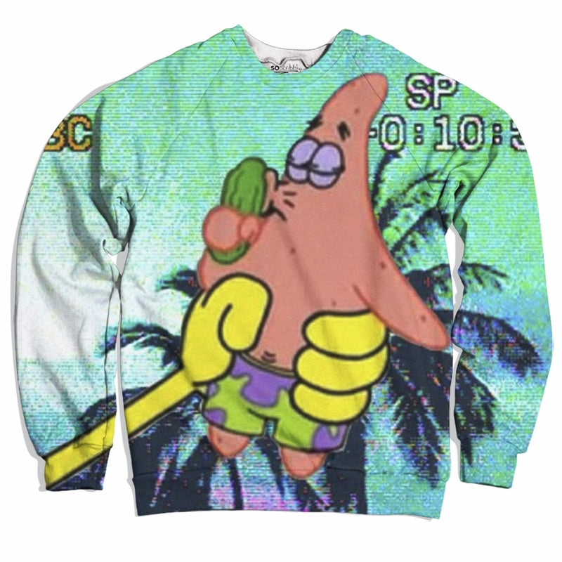 Patrick Loves Pickles Sweater
