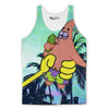 Patrick Loves Pickles Tank Top