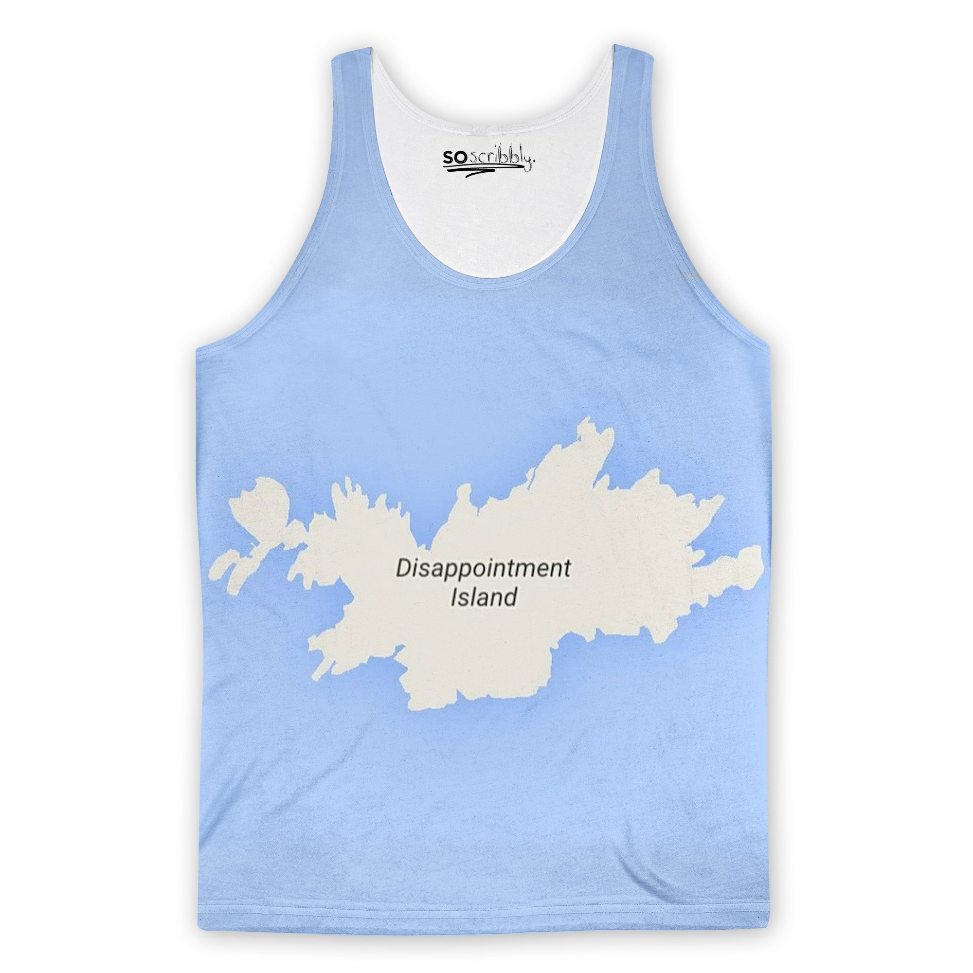 Disappointment Island Tank Top